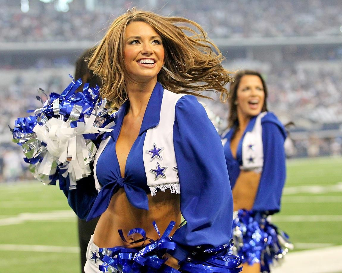 Cheerleader of the Week Katy Dallas cowboys