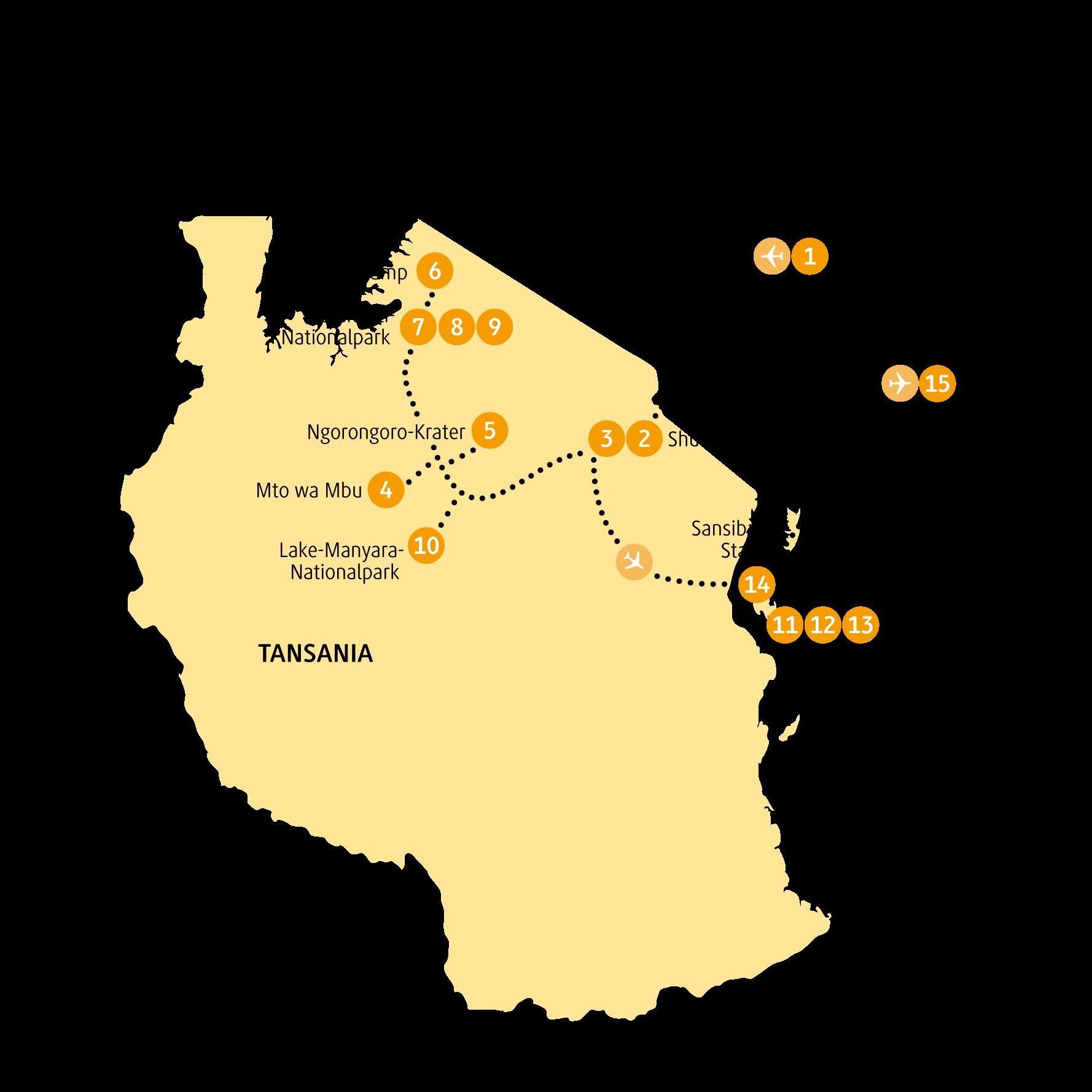 Erlebe Tansania Mit Chamaloen 15 Tagige Wunderwelten Reise Ngorongoro Durch Tansania Mit Max 12 Teilnehmern Diereisedeineslebens Ta Tansania Reisen Kenia