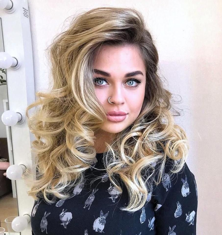 Pin on Round face hair styles