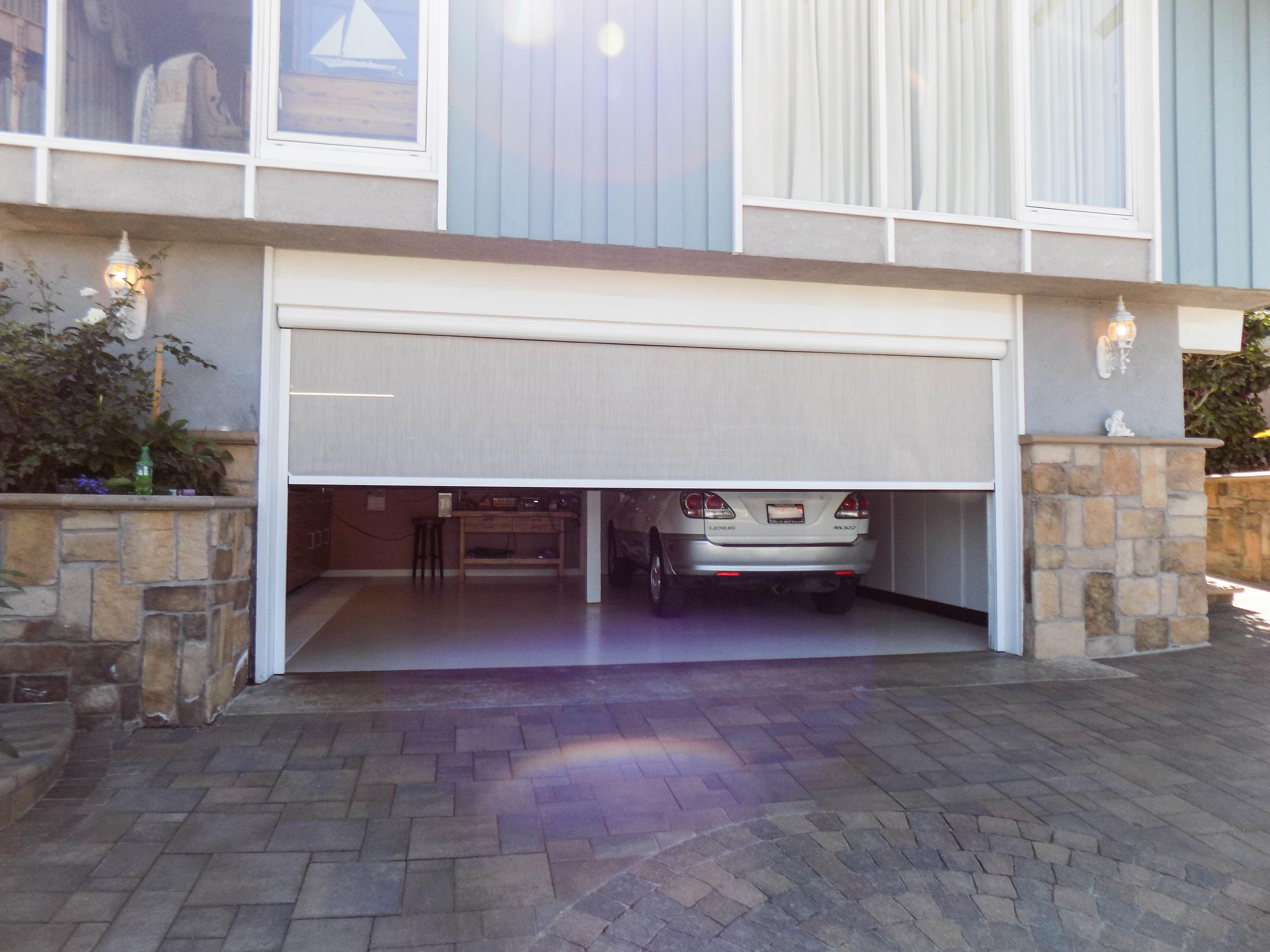 Want To Motorize Your Rollup Shutters Doors Or Increase Speed Of Your Automatic Overhead Rollup Door Call Roll Up Doors Roll Up Garage Door Garage Door Design