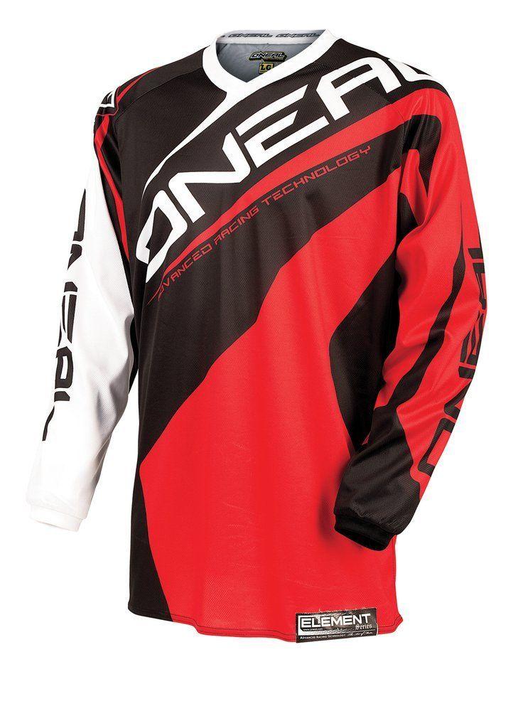 ONEAL Element Jersey Race MX DOWNHILL MTB ENDURO Motocross Maglietta