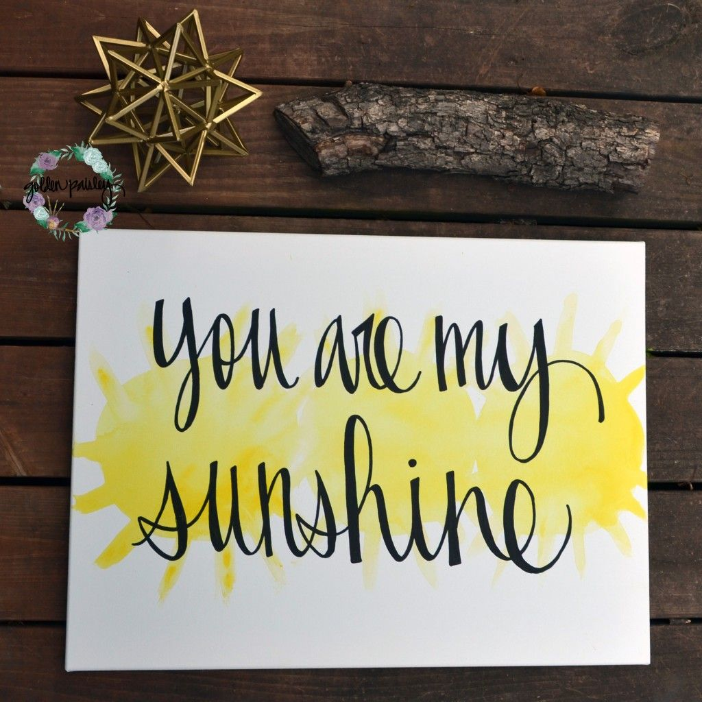 customize canvas suns to equal the number of kids you have!   CRAFTS ...