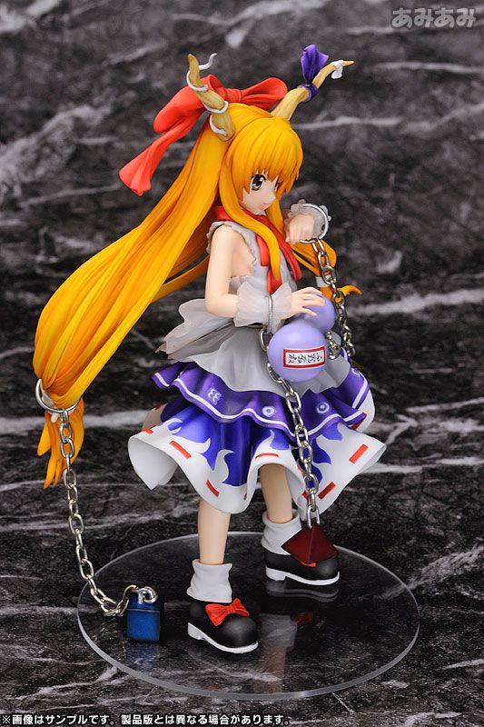 Touhou Project Little Pandemonium Anime figures, Anime