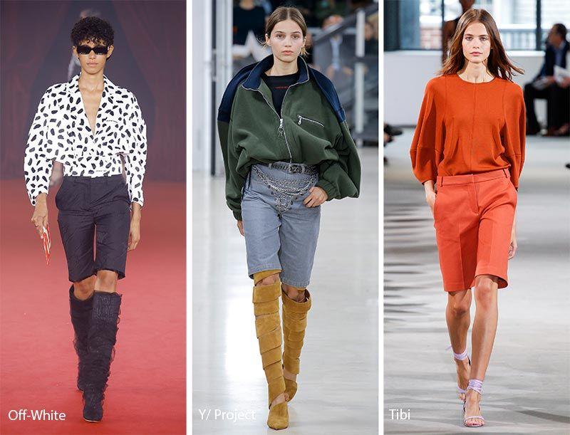 Spring Shorts 2018