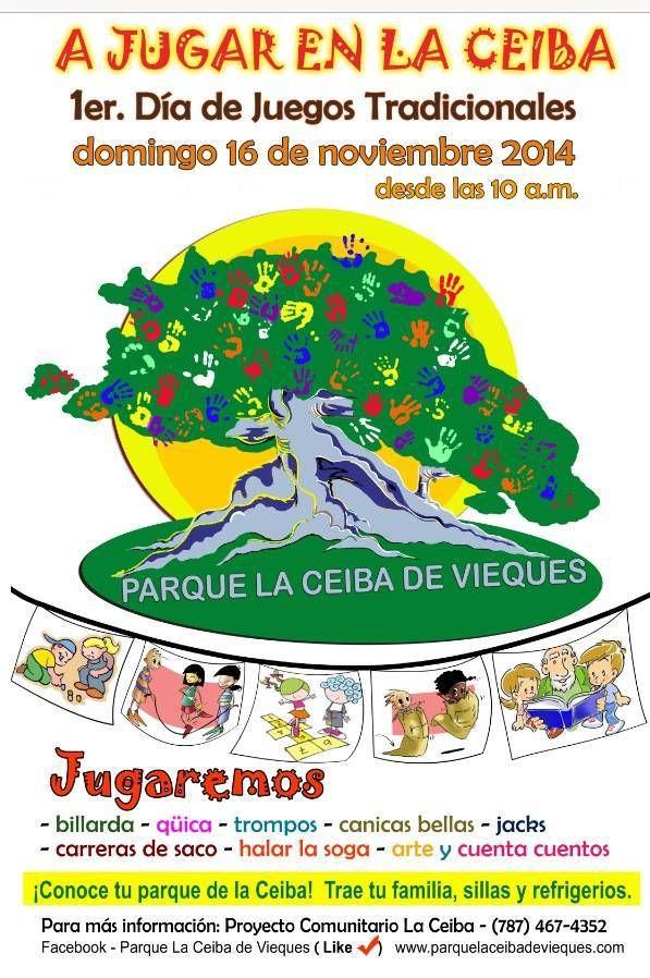 Dia De Juegos Tradicionales 2014 Sondeaquipr
