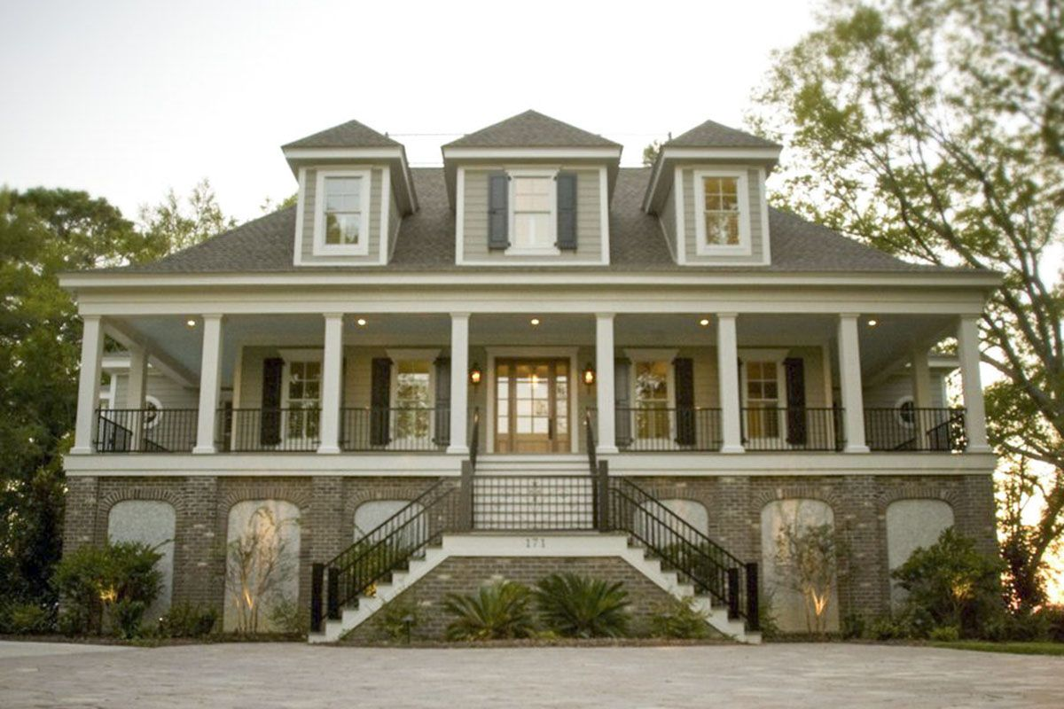 Plan 60028rc Spacious Low Country Home Plan Low Country Homes Country House Design Country House Plans
