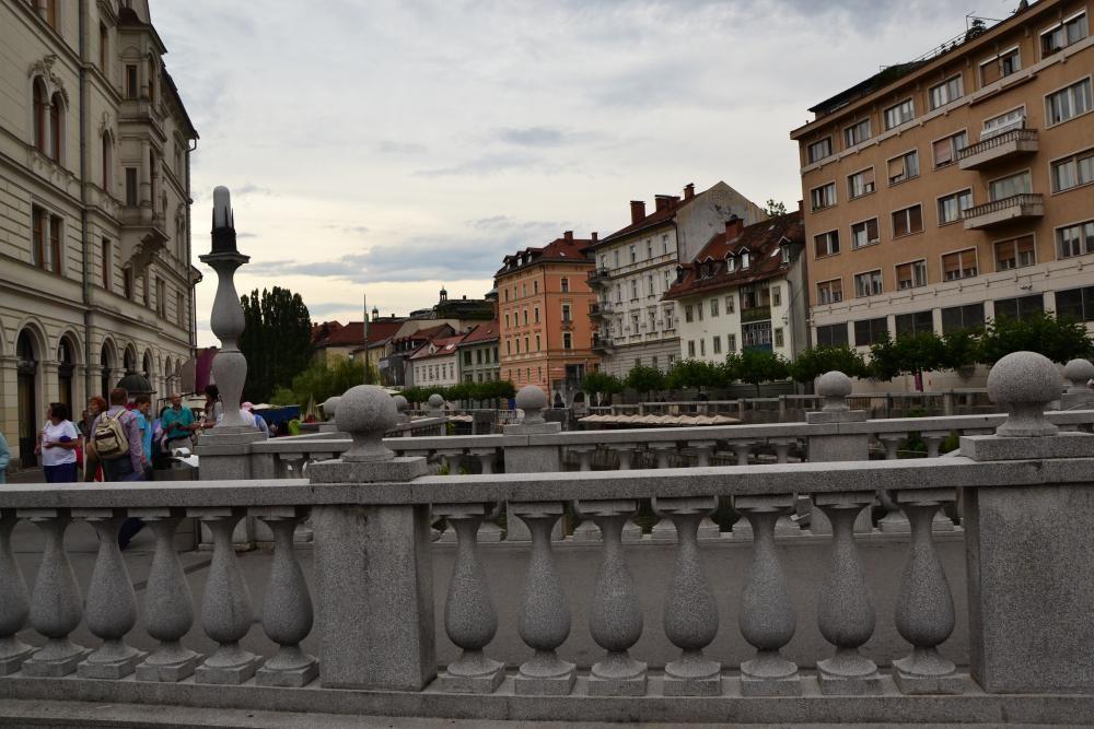 Triple Bridge Ljubljana Ljubljana Slovenia Street View