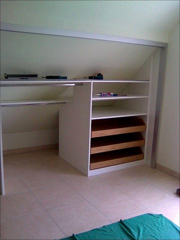 Schrank Für Dachschräge Ikea Dachschräge Kleiderschrank