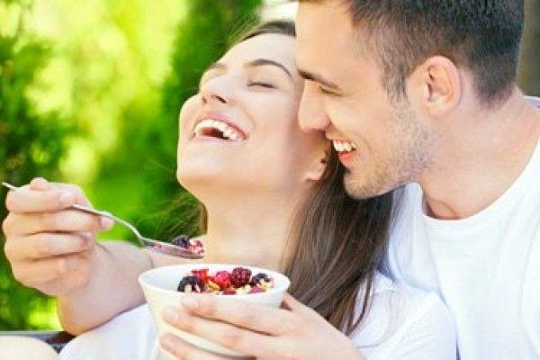 Las parejas felices engordan