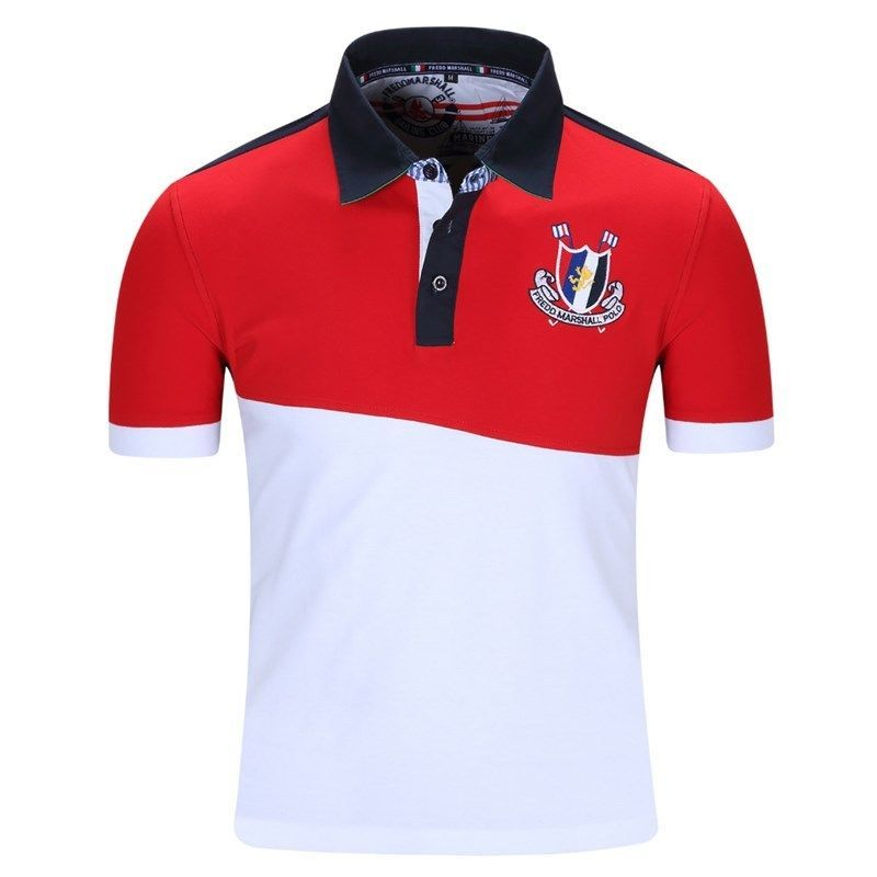 dc2ad25d54aec US Size XXL Shirts Polo for Men Button Front 100% Cotton Men s   PoloShirtforMens