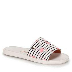 0132b37b3 Chinelo Slide Vizzano - Branco Chinelos Para Crianças, Chinelos Nike,  Sandalia Slide Feminina,