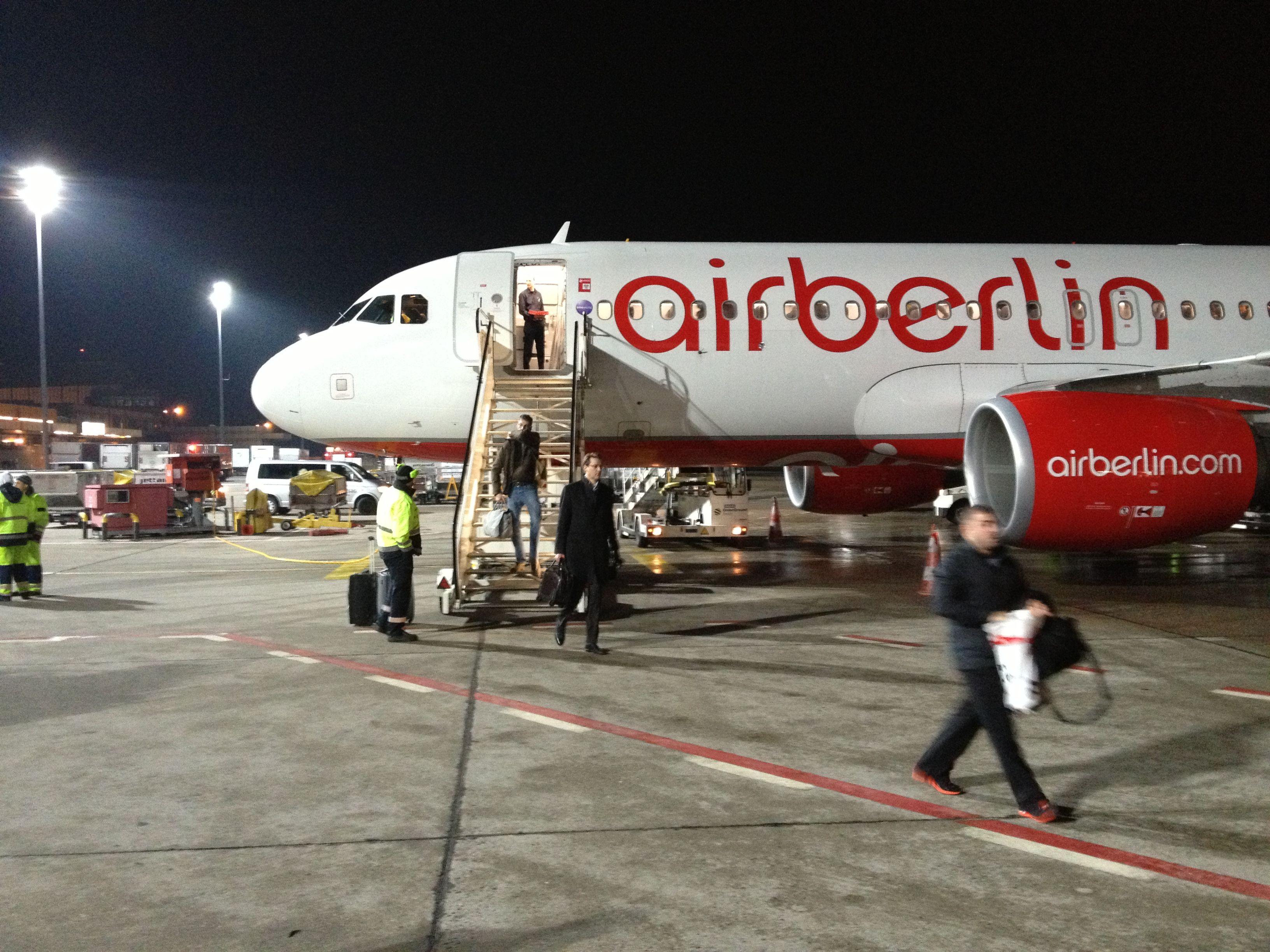 Wie wäre es wohl ohne Air Berlin?