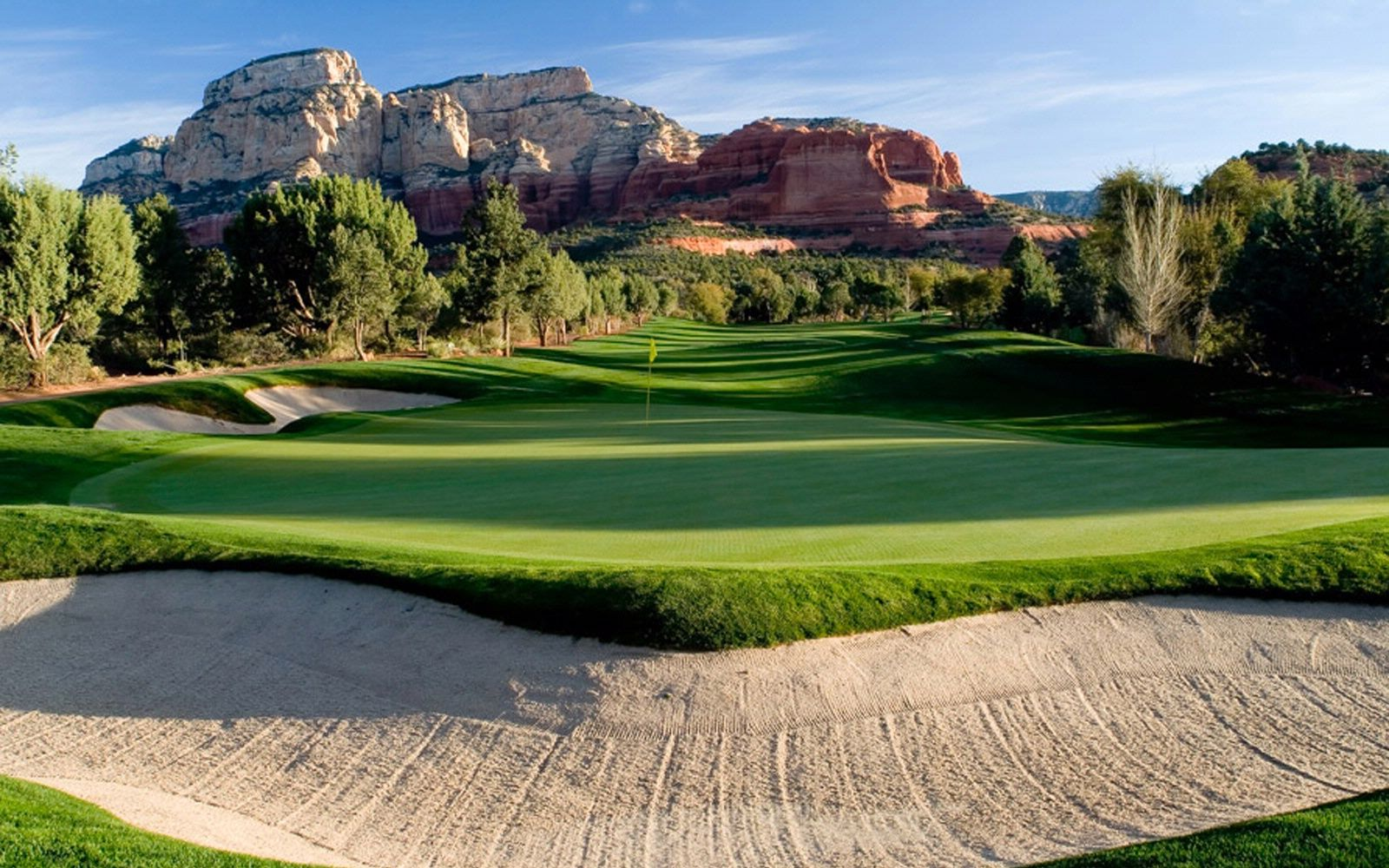 Seven Canyons Golf in Sedona, AZ | Golf courses, Best golf ...