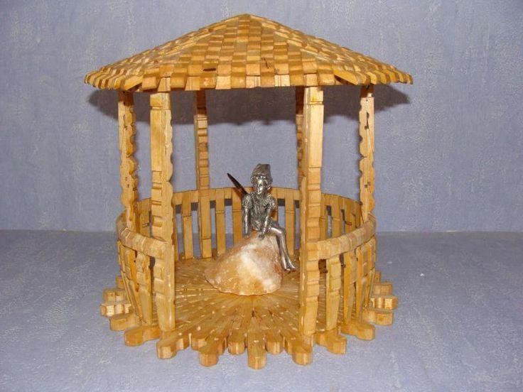 risultati immagini per bateau en pince a linge bois clothespin diy barbie furniture craft
