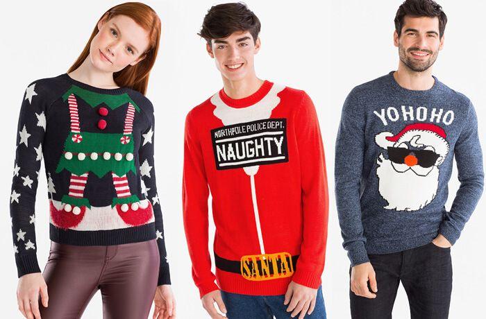 Kersttrui kopen | Wij hebben de leukste foute kersttruien