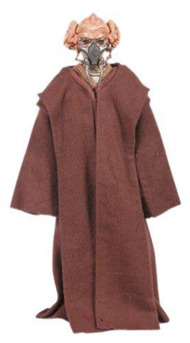 "1:6th Sideshow star war princess cloak robes coat model For 12/"" Female body"