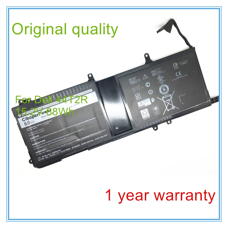 81.64$  Buy now - Original quality Battery 44T2R For 15.2V 68Wh batterie Akku  #shopstyle