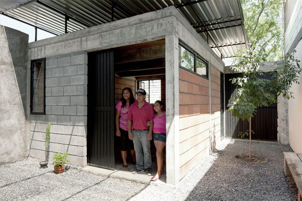 Galería - Arquitectura Social en México: Casa Cubierta de Comunidad Vivex - 7
