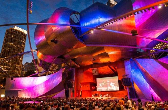 The 1 Best Outdoor Music Venues Chicago Illinois