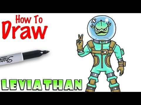 How To Draw Leviathan Fortnite Youtube ί
