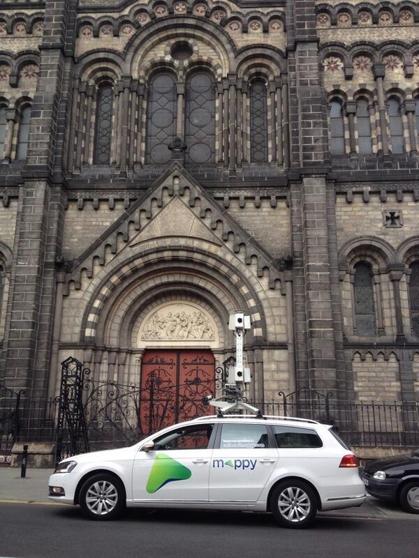 La MappyCar à Clermont Ferrand