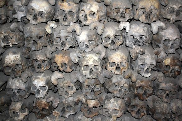 Leuk Charnel House Artwork Switzerland Places To Go