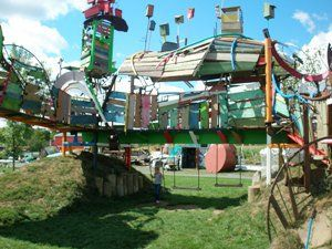 Franconia Sculpture Park By Cortney Mohnk Best Playgrounds In
