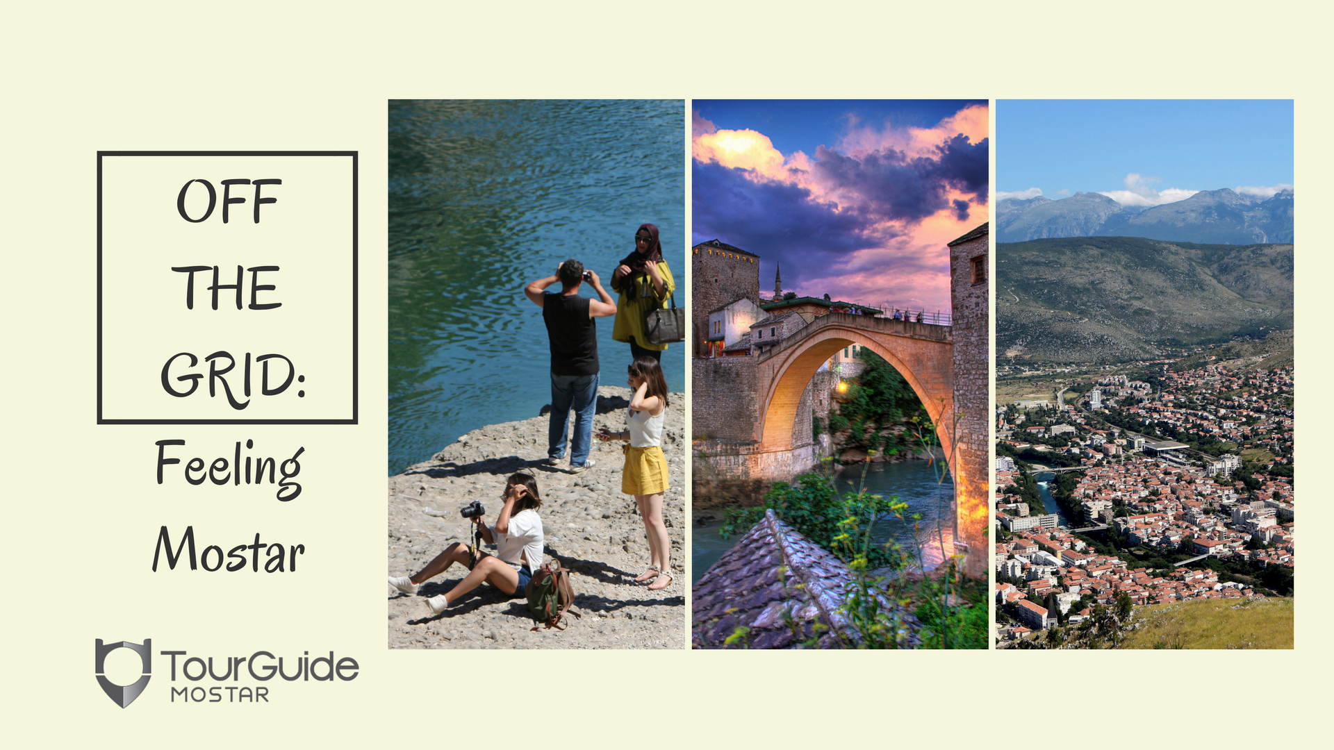 Tour Guide Mostar Brings Five Inspiring Travel Quotes From
