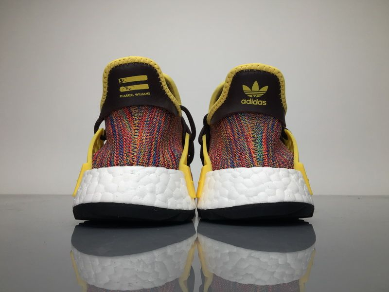 "e21a664bb Adidas NMD Human Race Pharrell Williams "" Rainbow ""for Sale 06 ..."