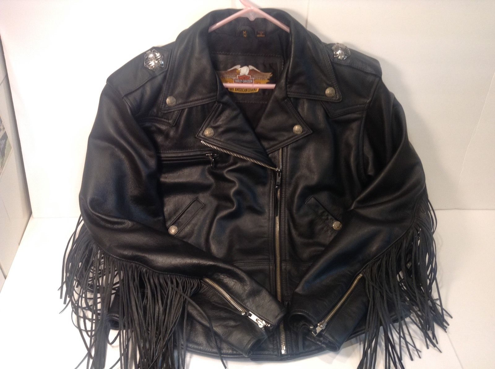 71 00 37 Bids End Date May 27 21 45bid Now Add To Watch Listbuy This On Ebay Category Women S Clothing Leather Jacket Jackets Harley Davidson Women [ 1194 x 1600 Pixel ]