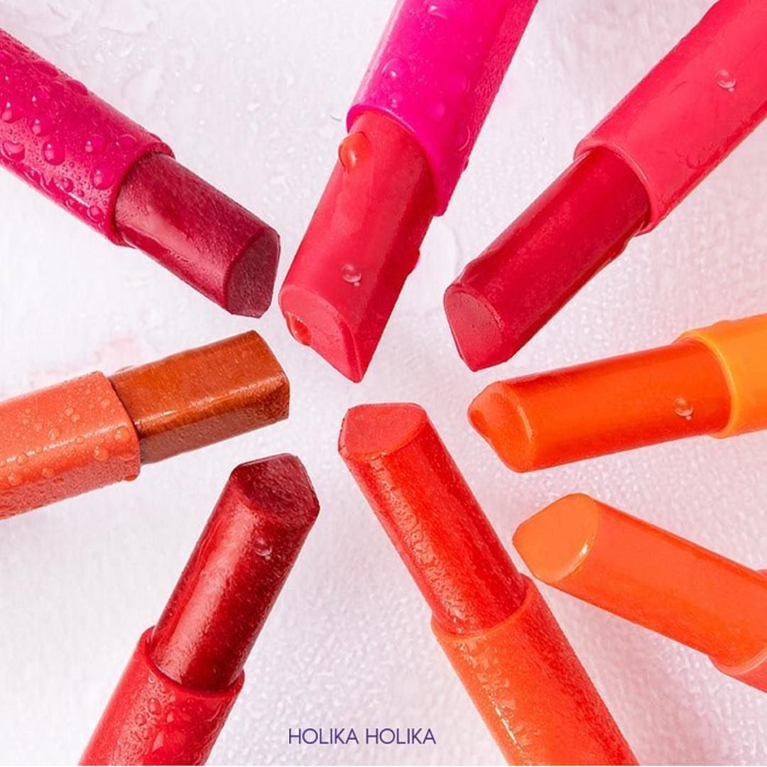 Tired of lip colors drying out your lips? Try the Holika