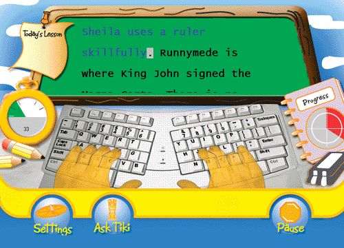 Typing Programs For Kids Teachers Pet Pinterest Typing
