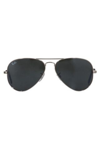 e6ae808dcfe Ray-Ban Aviator Large Metal 58mm Sunglasses in Silver Mirror- w3277 ...