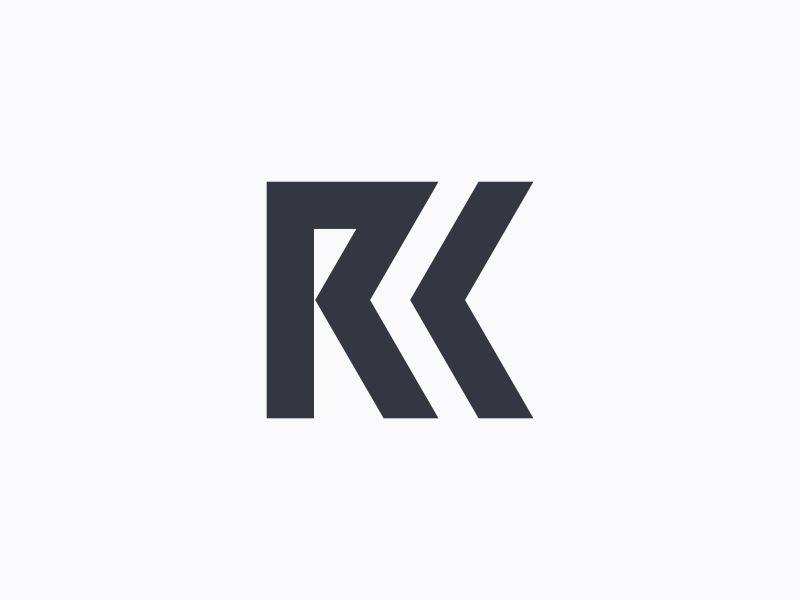 rk personal logo logo rk pinterest personal logo