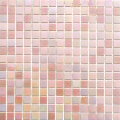 Mosaikfliese Perlmutt Rosa Mix 327x327mm 1matte Mosaikfliesen
