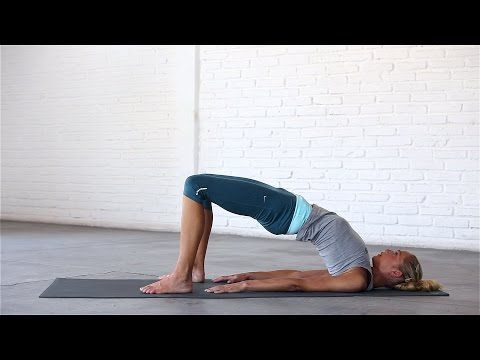15 awesome yoga poses for beginners  bridge pose