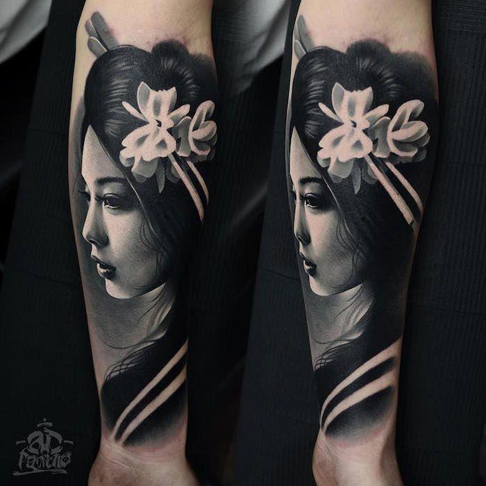 1001 Idees Portrait Pinterest Tattoos Tattoo Designs Et