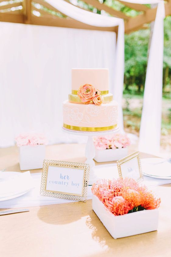The Perfect Palette: City Meets Country: Wedding Inspiration