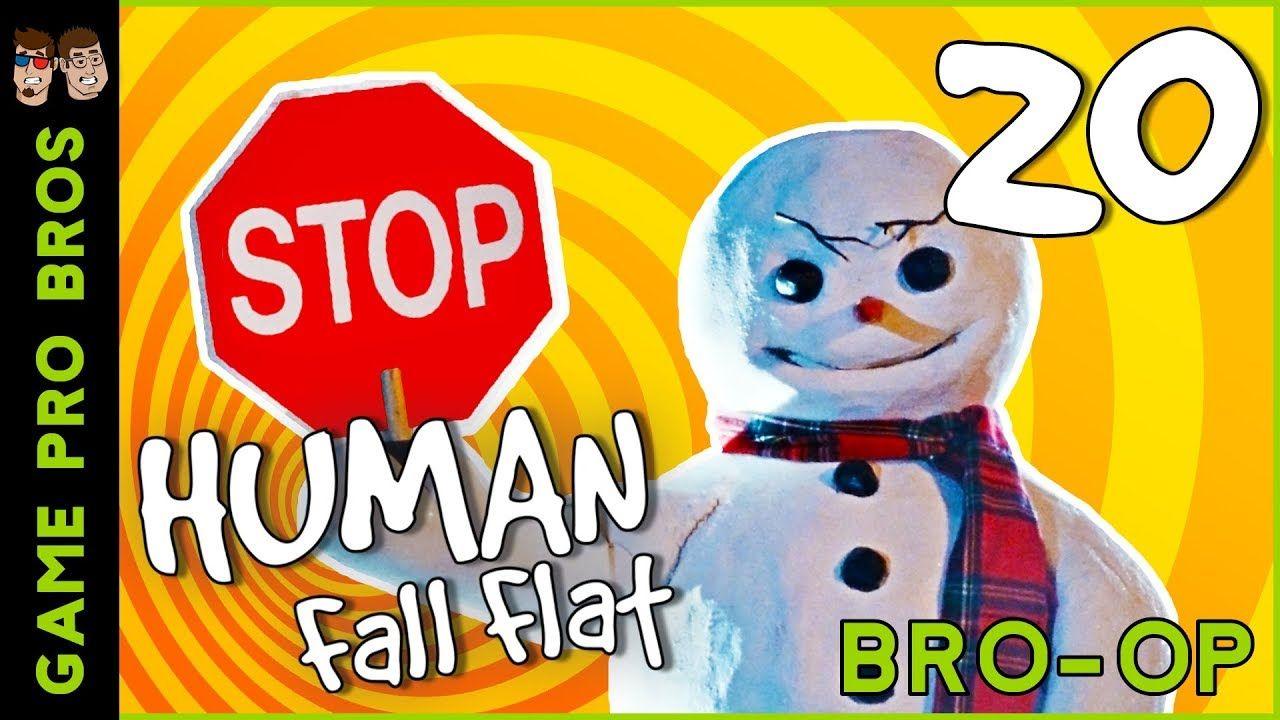 Human Fall Flat 20 The Shaftmaster broop Human