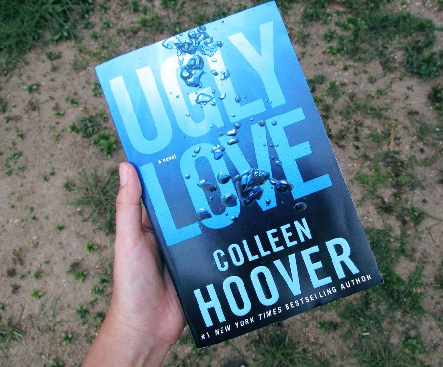 (*^ワ^*) Ugly Love by Colleen Hoover~ https://www.instagram.com/p/BDE_pAntuDo/