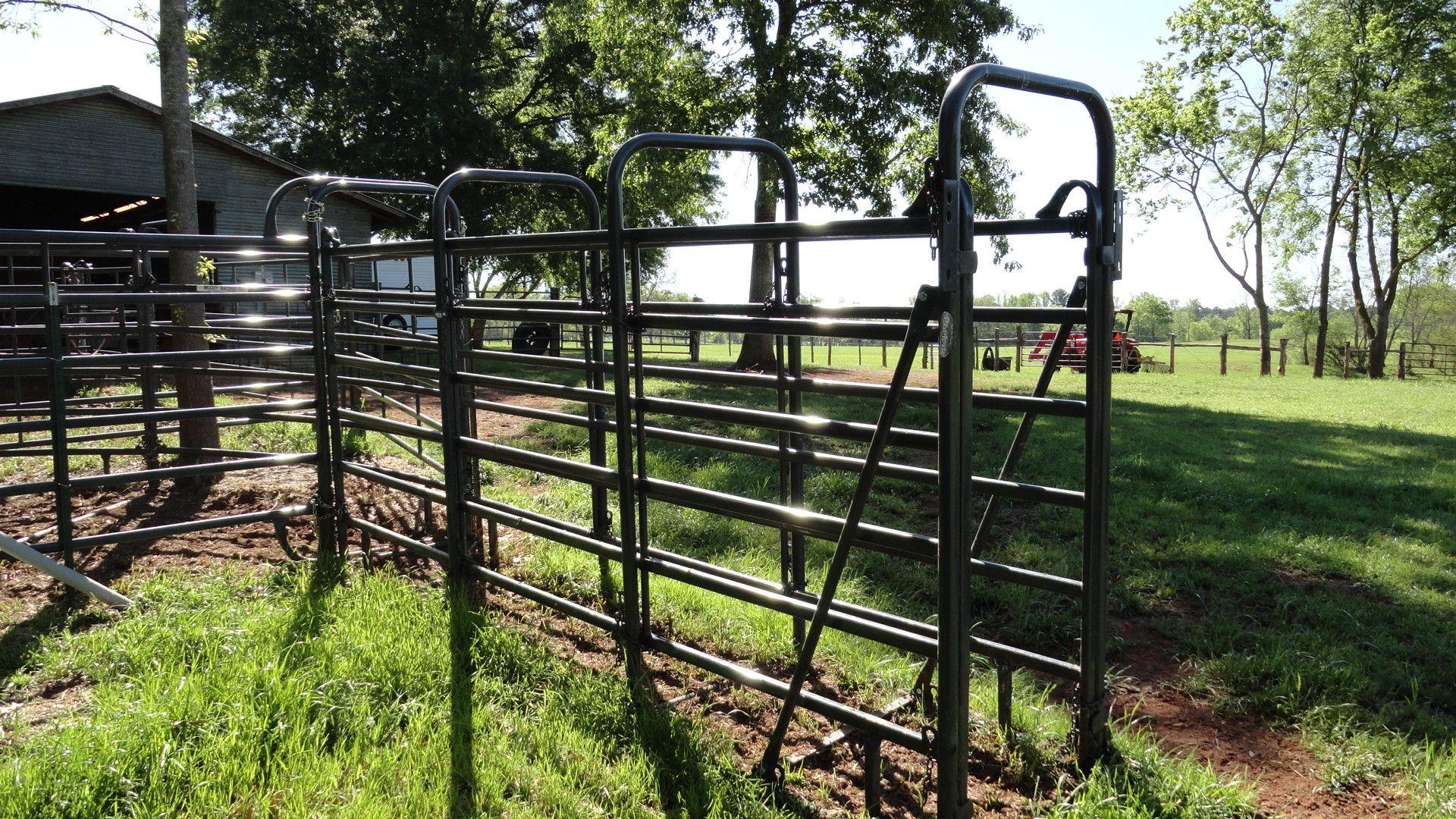 WW Livestock Sytems Corrals For Cattle Design 125