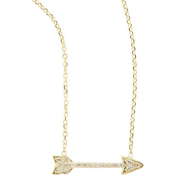 Kc designs 14k yellow gold diamond arrow pendant necklace 10065 kc designs 14k yellow gold diamond arrow pendant necklace 10065 ars liked on aloadofball Choice Image