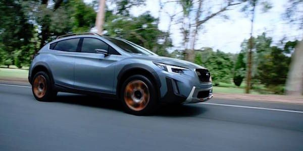 2018 subaru hybrid. contemporary hybrid 2018 subaru crosstrek plugin hybrid on subaru o