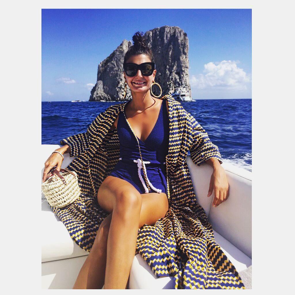 #laFaragliona   ciao Capri