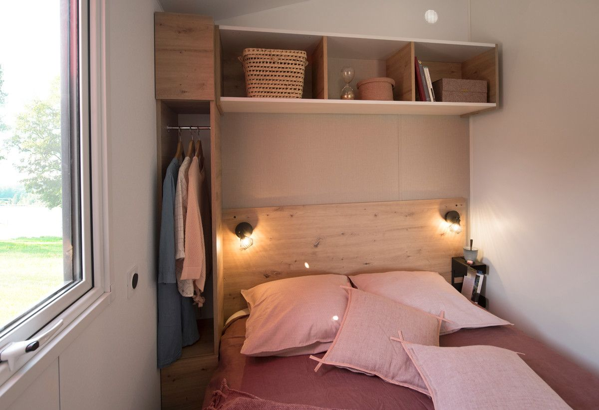 relooking mobil home meuble haut