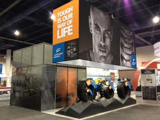 What makes a trade show booth effective Examples from some of our