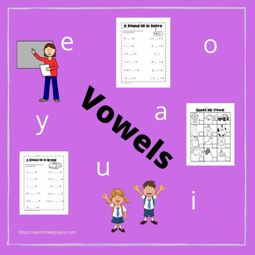 Free Vowel Activities For The Classroom Vowel Worksheets