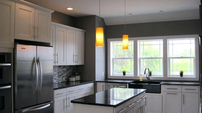 Kitchens With Light Grey Cabinets Google Search Light Grey