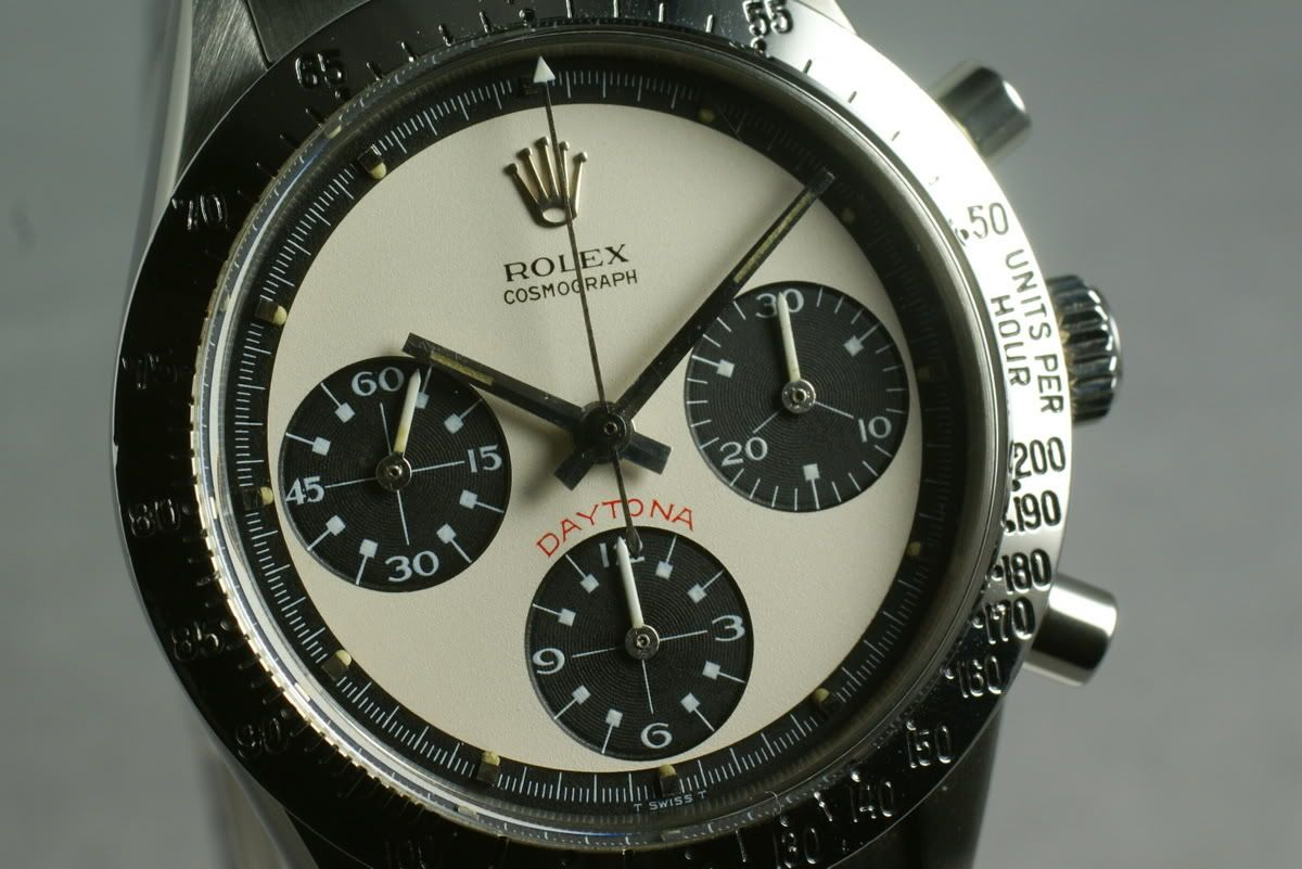 Rolex Paul Newman Cosmograph --   Rolex paul newman, Rolex, Paul newman