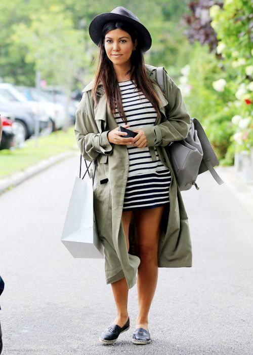 kimydash:  Out in Hamptons (August 5, 2014)